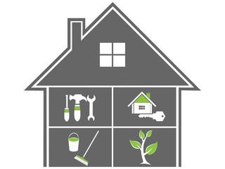 Facility Management Logo - Hausmeisterservice - Logo