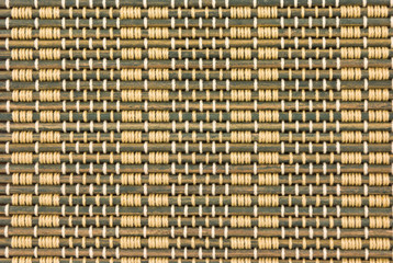 bamboo curtain pattern