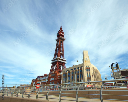 Blackpool Tower Restoration