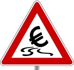 der Euro in Rutschgefahr?