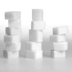 lump sugar stacks