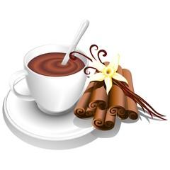 Cioccolato Caffè Cannella Vaniglia-Chocolate Cinnamon Vanilla