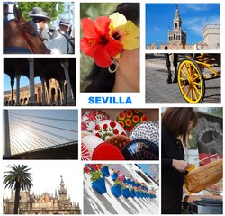 COLLAGE SEVILLA