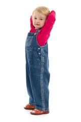 Child stretch