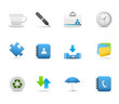 Icons Set for Web Applications - Vector