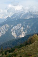 German Alps in Bavaria