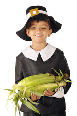 Pilgrim Corn-Holder