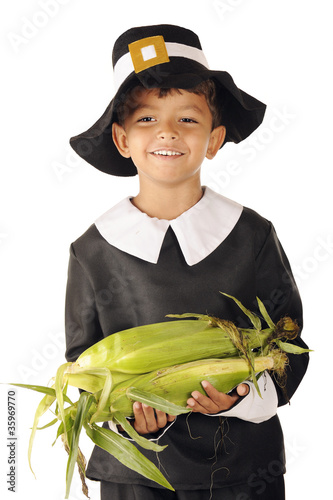 Pilgrim Corn-Holder