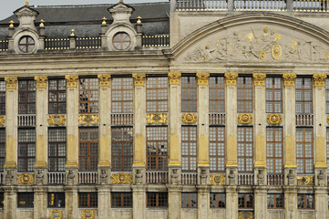 maison ducs brabants, grand place