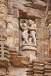 An amatory couples at Sun temple Konark