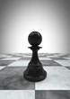 Big pawn black