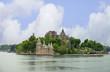 Boldt Castle 1000 islands St Lawrence River Canada