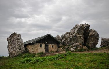 """Berghütte 1"""