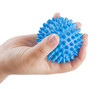 Woman's hand with massage ball