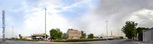 South Jeddah panoramic image