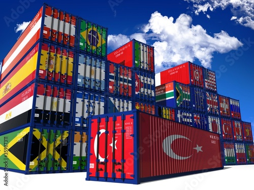 CONTAINER TURCHIA