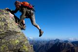 Fototapeta Alpy - baw się dobrze - Poza Pracą / Sporty