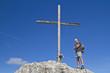 Gipfelkreuz am Hexenstein