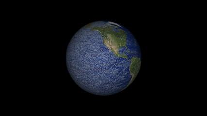 wax  made earth