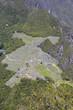 View of Machu Picchu from Huayna Peak