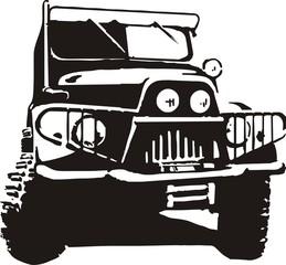 suv jeep off-road