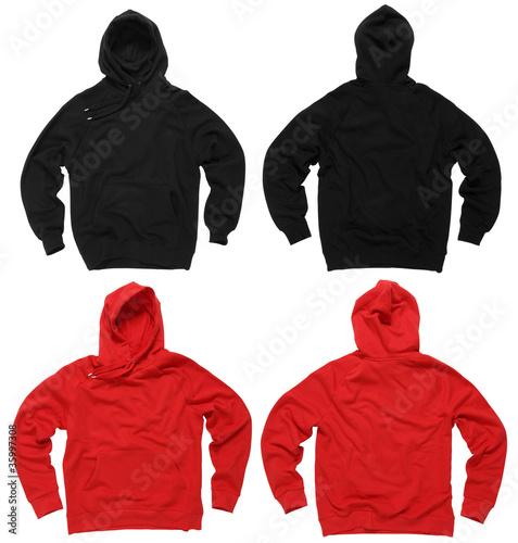 Blank hoodie sweatshirts - 35997308