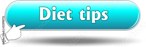 diet tips button
