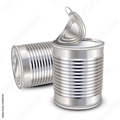 Food tin cans
