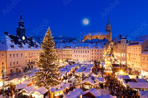 Weihnachten im Erzgebirge, Weihnachtsmarkt in Annaberg-Buchholz - 36005791