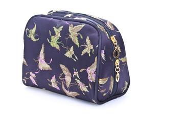 Travel toiletries bag for cosmetics