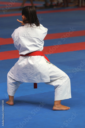 karate femminile