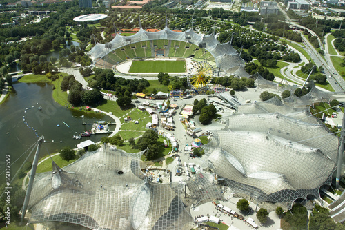 Olympiapark in Munich - 36007559
