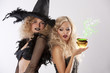 the magic of 2 black witches