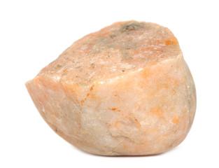 Stone (Granite) Isolated on White Background