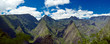 Montagnes du cirque de Mafate - Ile de La Réunion