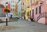 stare miasto Lublin, Polska