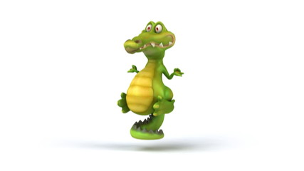 Crocodile zen