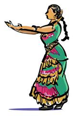 Dancing of India