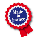 "Cocarde ""Made in France"""