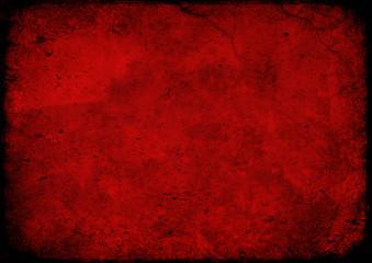 Texture grunge red