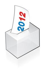 élections présidentielles de 2012 en France