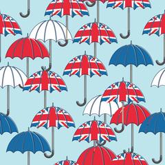 british umbrella pattern