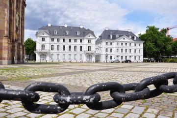 Staatskanzlei in Saarbrücken