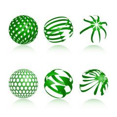 Sphere Design Elements