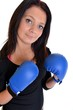 boxing femme