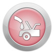 "Light Colored Icon (Red) ""Radiator Water / Vehicle Service"""