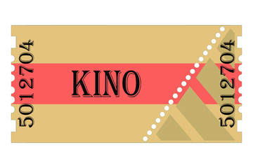 Ticket Kino