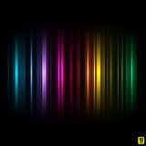 Spectrum. Abstract background. Vector illustration (eps10).