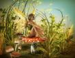 Fototapeten,fairy,herbst,fallen,kunst