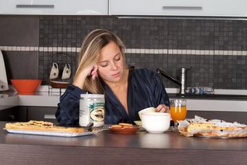 colazione e risveglio